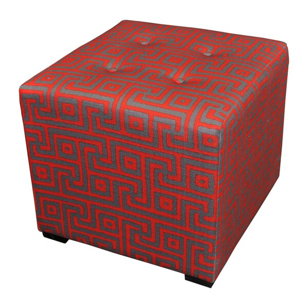 Merton Cube Tufted by Sole Designs