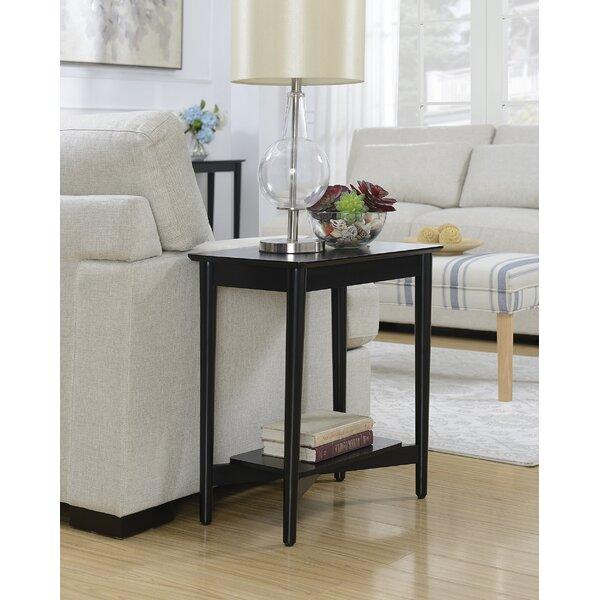 Ali Mid Century Chairside Table by Zipcode Design
