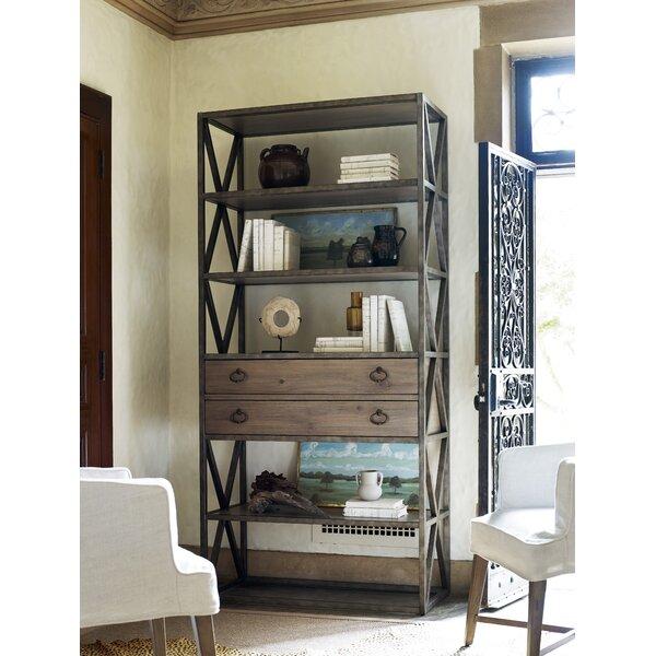 Wellison Etagere Bookcase by Gracie Oaks