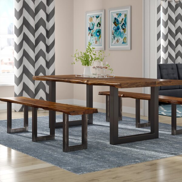 Linde 3 Piece Dining Set by Brayden Studio