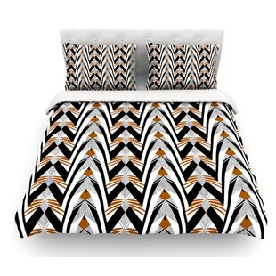 Wings by Vikki Salmela Featherweight Duvet Cover