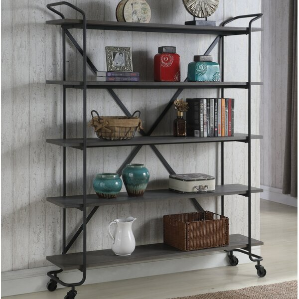 Tyngsborough Etagere Bookcase by 17 Stories