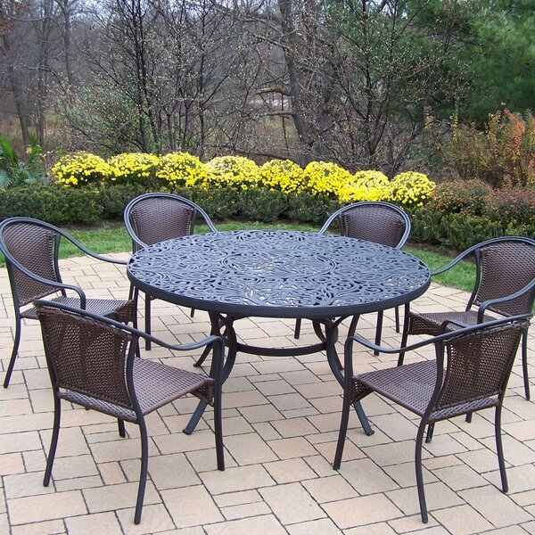 Mcgrady 7 Piece Dining Set by Astoria Grand