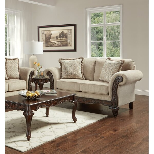 Free Shipping & Free Returns On Minatare Loveseat by Fleur De Lis Living by Fleur De Lis Living
