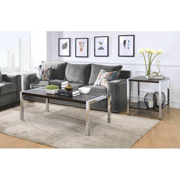 Carnforth Living Room 2 Piece Coffee Table Set by Orren Ellis Orren Ellis