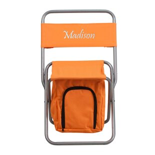 Stephens Embroidered Folding Camping Chair