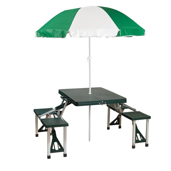 Andrew Plastic/Resin Camping Table by Freeport Park