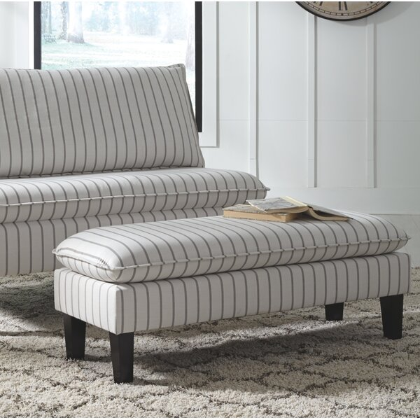 Maile Wood Bench by Gracie Oaks