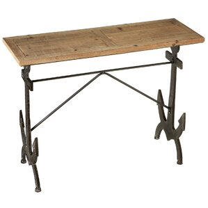 Ariella Anchor Console Table by Breakwater Bay