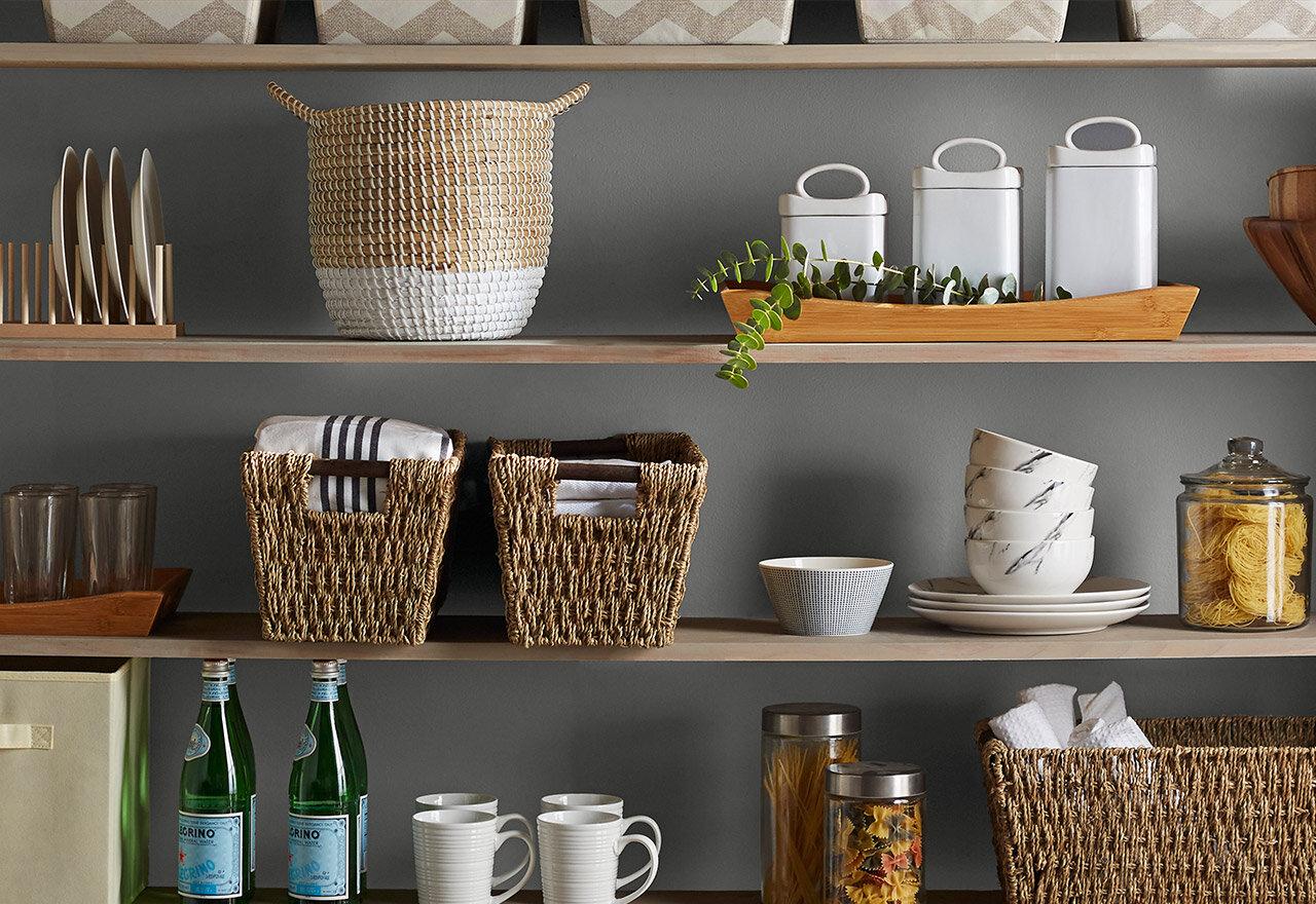 Brilliant Small Kitchen Storage Ideas