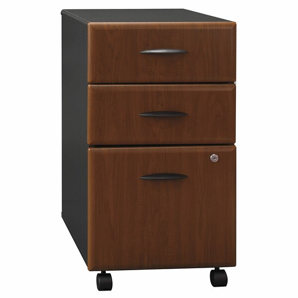 Series A 3 Drawer Vertical File by Bush Business Furniture