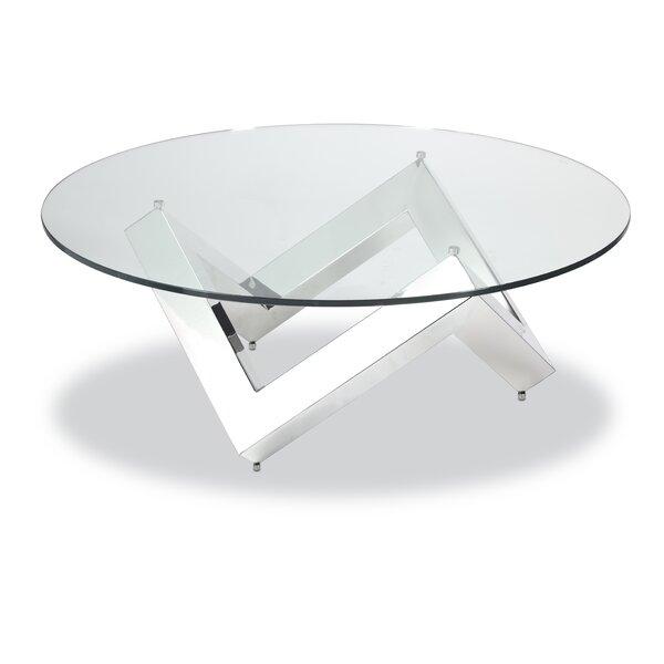 Natoma Coffee Table by Orren Ellis