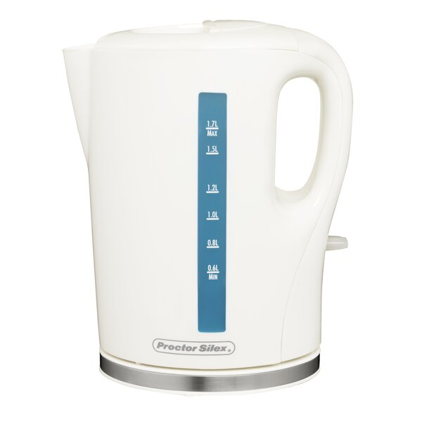 1.8 Qt. Proctor Silex Cordless Electric Tea Kettle by Hamilton Beach