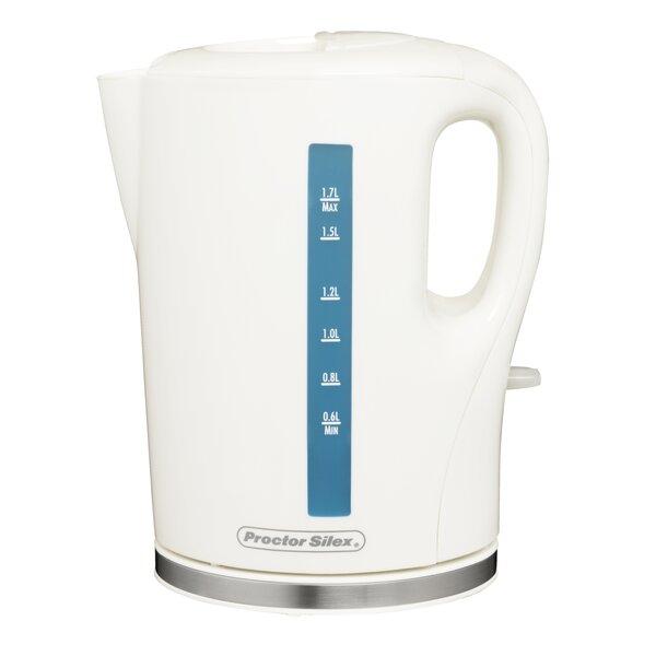 1.8 Qt. Proctor Silex Cordless Electric Tea Kettle