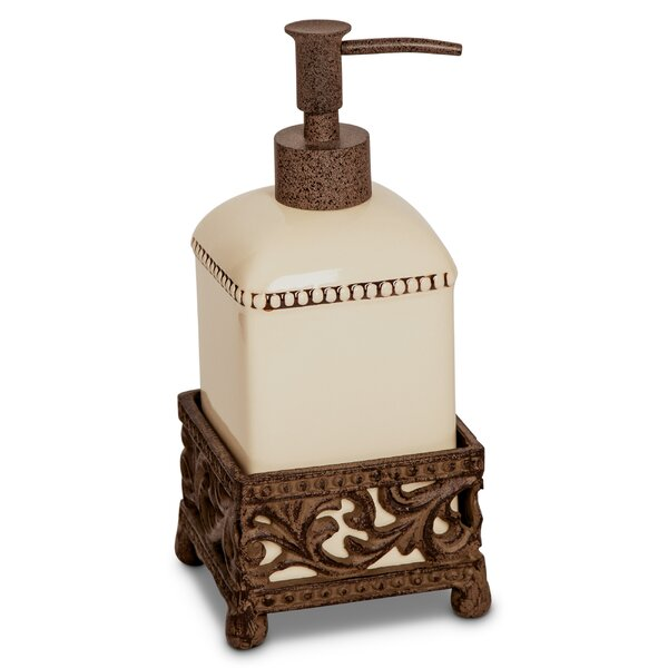 Single Soap Dispenser by The GG Collection