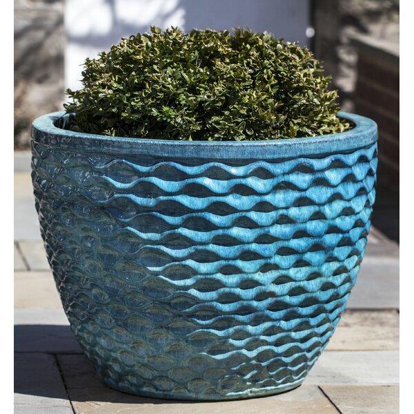 Honeycomb 4-Piece Pot Planter Set by Campania International