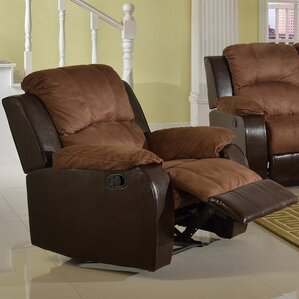 Pamela Manual Recliner by Beverly Fine Furniture