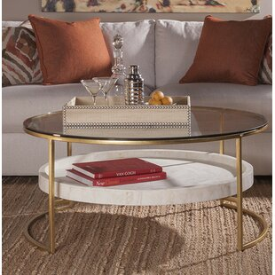 Cumulus Coffee Table by Artistica Home