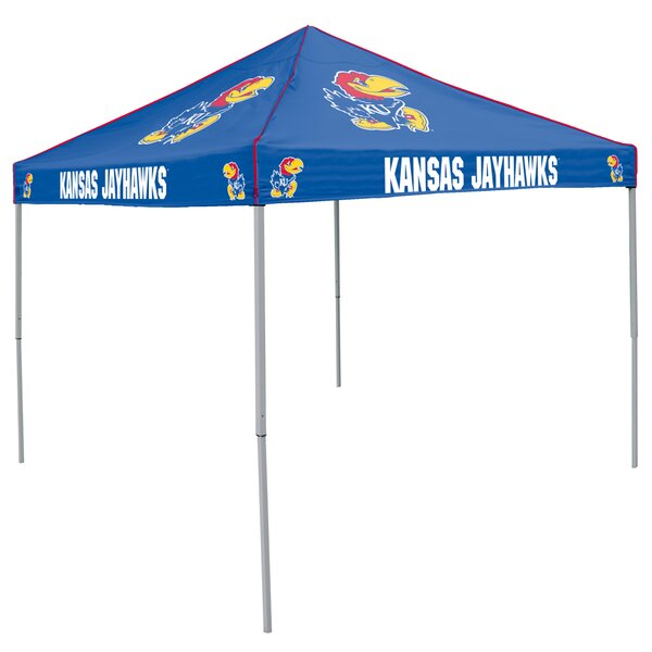 Kansas Royal 9 Ft. W x 9 Ft. D Aluminum Pop-Up Canopy by Logo Brands