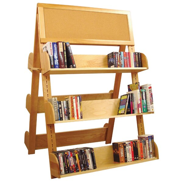 Book Carts And Racks Standard Bookcase by Catskill Craftsmen, Inc.