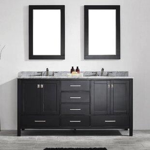 black bathroom vanity. Save Black Bathroom Vanities You Ll Love  Wayfair