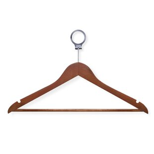 Reviews Hotel Suit Hanger (Set of 24) ByHoney Can Do