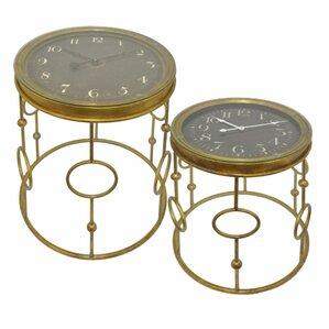 Desousa Functional Clock 2 Piece Nesting Tab..