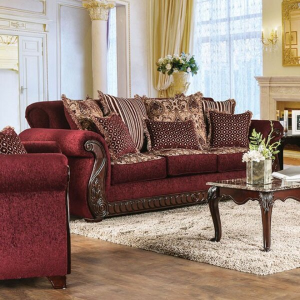 Cowen Sofa by Fleur De Lis Living