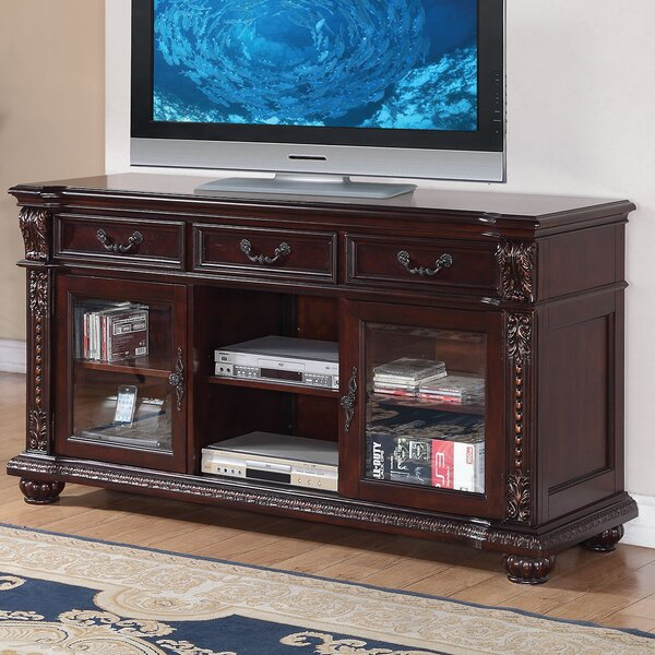 Review Wentz TV Stand For TVs Up To 75