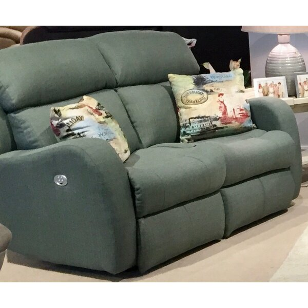 Siri Reclining Loveseat by Southern Motion