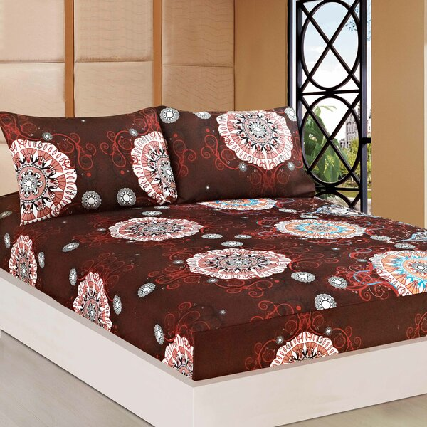 Palace Fitted Sheet by Tache Home Fashion