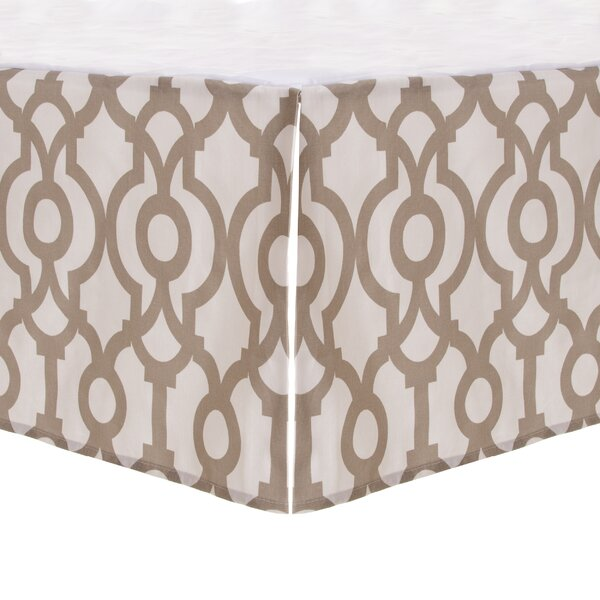 Algona Mini Crib Skirt by Harriet Bee