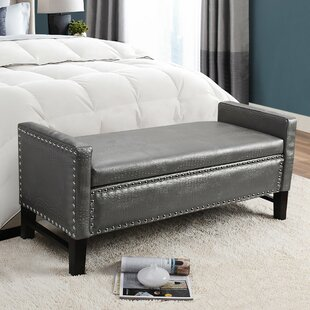 Megallan Storage Bench by Inspired Home Co.