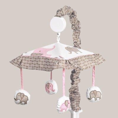 Elephant Musical Mobile by Sweet Jojo Designs