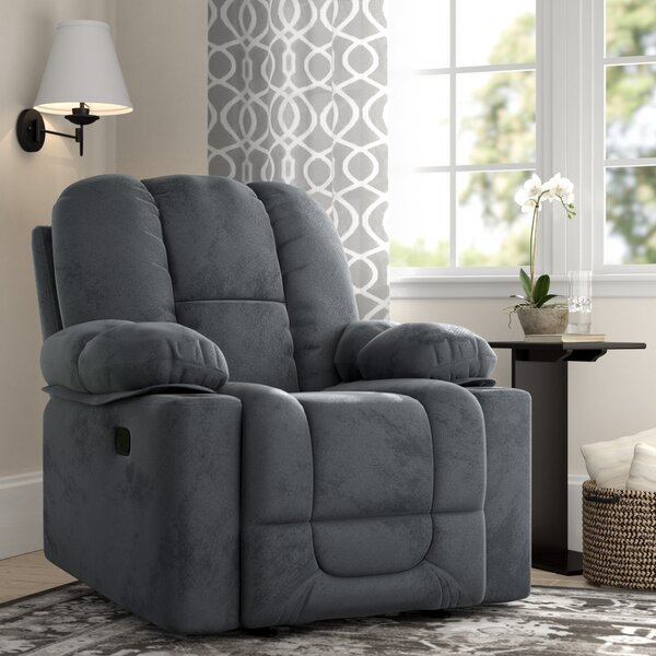 Eastlake Manual Glider Recliner by Alcott Hill