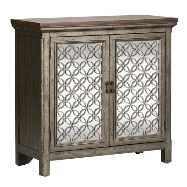 2 Door Accent Cabinet by Feminine French Country Feminine French Country
