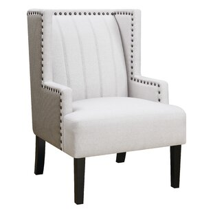 Featherste Wingback Chair