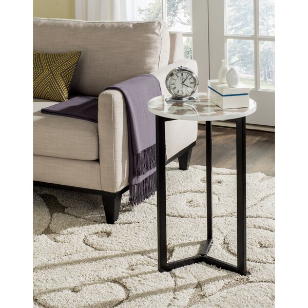 Lazy Acres End Table by Trent Austin Design