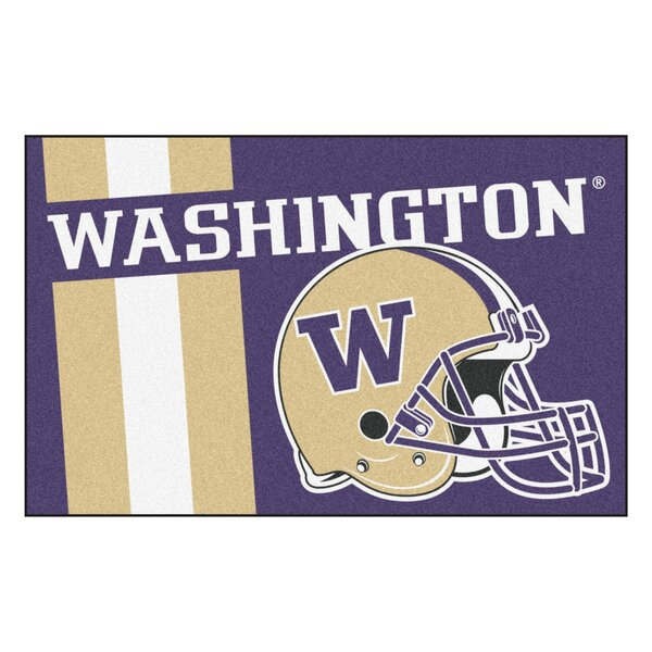 NCAA University of Washington Starter Doormat by FANMATS