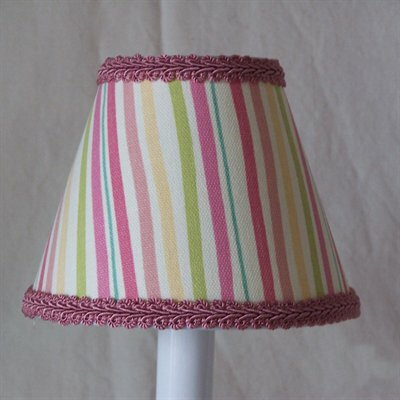Melon Stripes Night Light by Silly Bear Lighting