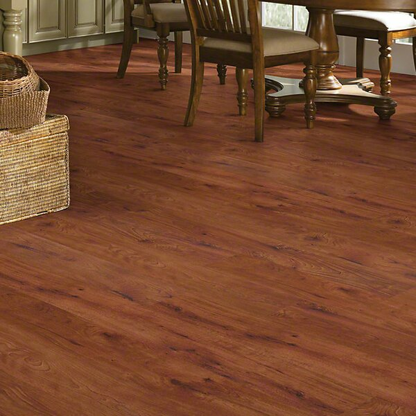 Arlington 6 x 48 x 2mm Luxury Vinyl Plank in Smithsonian by Shaw Floors