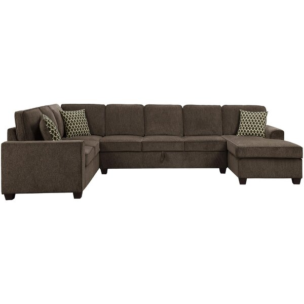 Marleigh Left Hand Facing Sectional By Alcott Hill