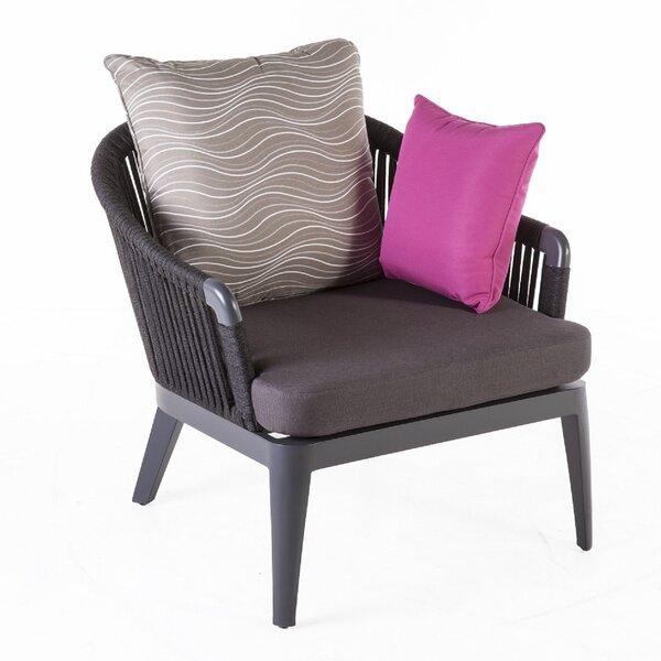 Sarpi Patio Dining Chair by dCOR design dCOR design