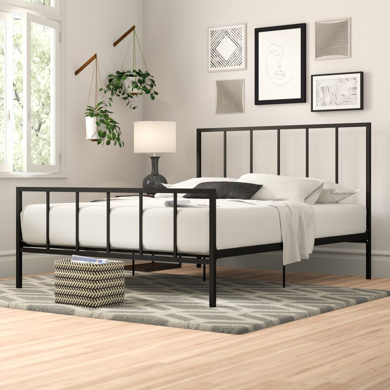 Zipcode Design Jarvis Platform Bed Amp Reviews Wayfair