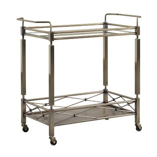 Connolly Bar Cart By Three Posts
