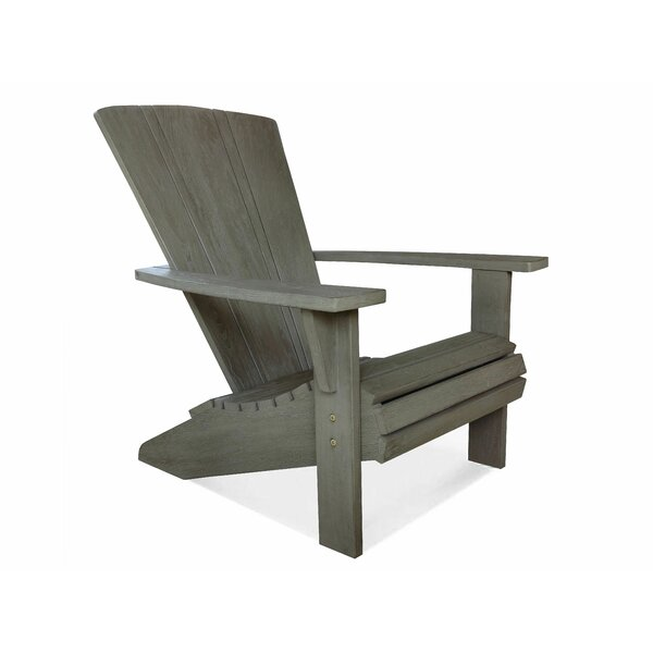 Sammie Adirondack Teak Chair by Highland Dunes Highland Dunes