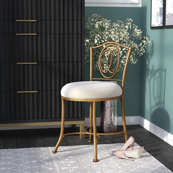 Claughaun Vanity Stool by Mercer41