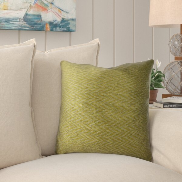 Labarbera Handmade Luxury Pillow by Bayou Breeze