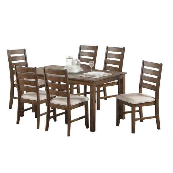 Sexton 7 Piece Dining Set by Gracie Oaks