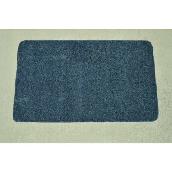 Makenna Colonial Blue Area Rug by Latitude Run